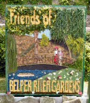 Friends of Belper River Gardens Well Dressing