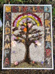 Kadampa Primary School Well Dressing