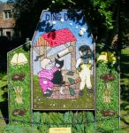 Bancroft Belles and Brian Well Dressing