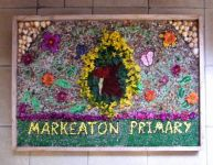 Markeaton Primary School Well Dressing