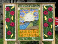 Crosspool Tavern Well Dressing