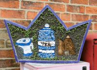 Post Box Well Dressing