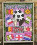 St Mary's Infant School Well Dressing