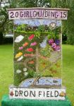Brownies & Rainbows Well Dressing