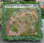Stanley Village Community Association Well Dressing