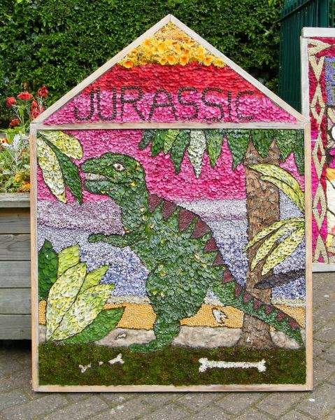 Swanwick 2015 - Swanwick Primary School Well Dressing