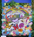 Weston School Well Dressing