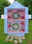 Sam Redfern Green Well Dressing