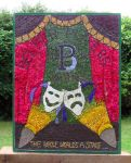 Belper Players Well Dressing