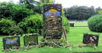 Long Row Primary School Well Dressings (1 - 4)