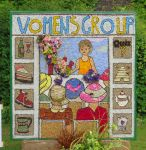 Belper Women's Group Well Dressing