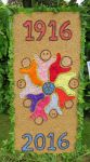 Girlguiding Well Dressing (1)