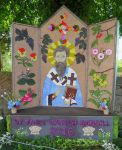 St James' Church Well Dressing