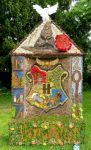 Anthony Gell School Well Dressing