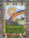 Wirksworth Festival Well Dressing