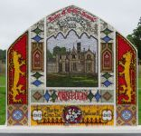 Burton Closes Hall and Bakewell AJ Well Dressing