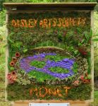 Disley Arts Society Well Dressing
