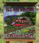 Cuppa an' a Chat Well Dressing