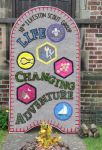 Community Well Dressing