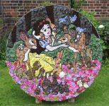 Little Round Well Dressing