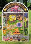 Stretton Handley CE Primary School Well Dressing