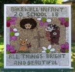 Bakewell Infant School Well Dressing