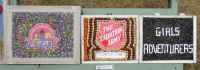 Salvation Army Well Dressings (1 - 3)