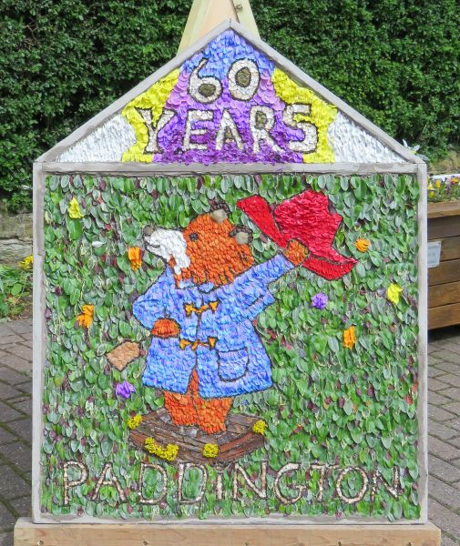 Swanwick 2018 - Swanwick Primary School Well Dressing