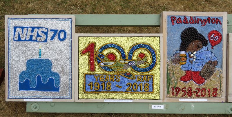 Clowne 2018 - Clowne Infant & Nursery School Well Dressings (1 - 3)