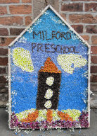 Milford Preschool Well Dressing