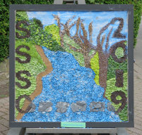 Swanwick School & Sports College Well Dressing