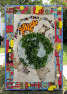 Aston School Well Dressing