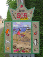 Richmond Village Well Dressing