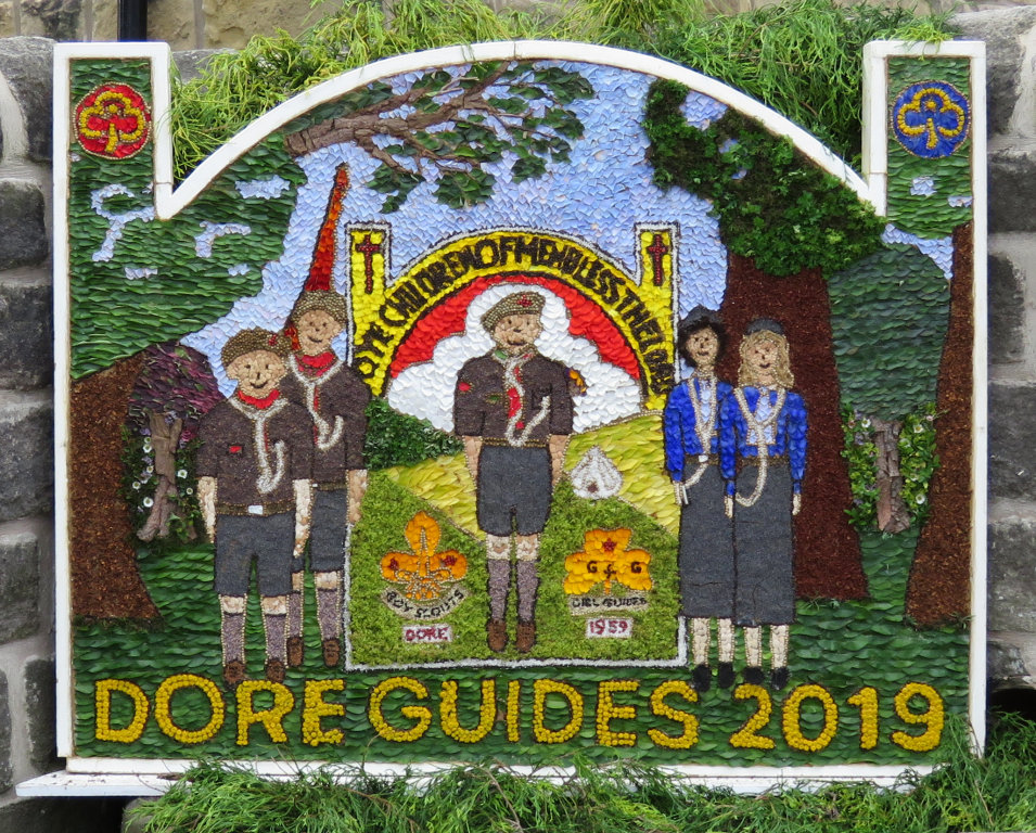 Dore 2019 - Devonshire Terrace Road Well
