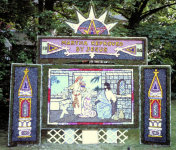 Vicarage Garden Well Dressing
