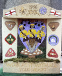 Scouts & Guides Well Dressing
