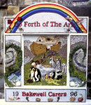 Bakewell Carers Well Dressing