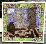 Oxspring School Well Dressing
