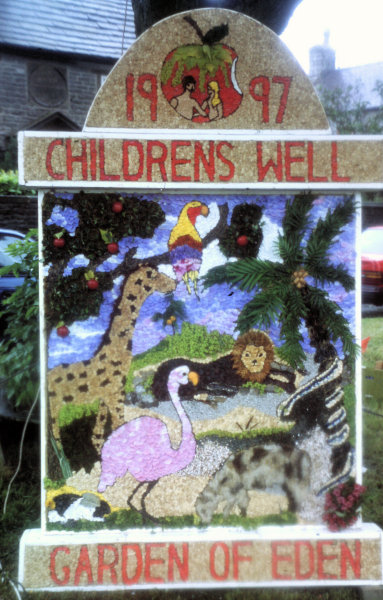 Litton 1997 - Children's Well Dressing