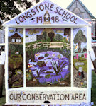 Longstone School Well Dressing