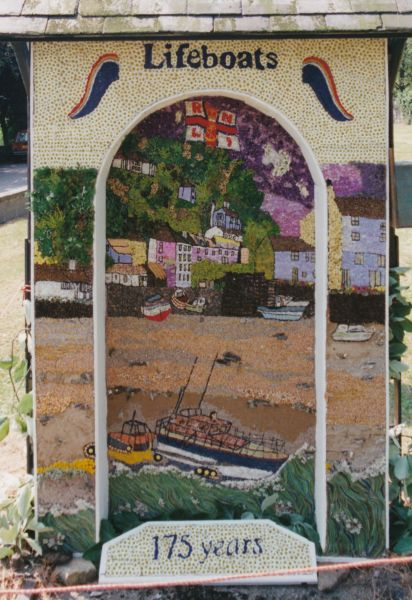 Pleasley 1999 - Main Well Dressing